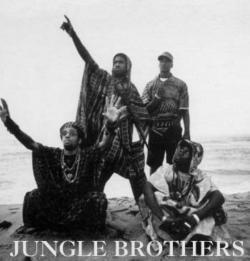 Höre dir das Song Jungle Brothers Because I Got It Like That online aus der Wiedergabeliste Rap-Hits kostenlos.