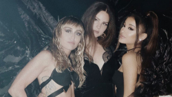 Ariana Grande & Miley Cyrus & Lana Del Rey Don't Call Me Angel (Charlie's Angels)