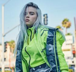Billie Eilish Therefore I Am