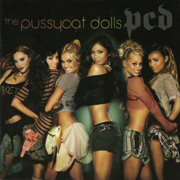 The Pussycat Dolls Buttons
